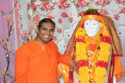 Paramahamsa Vishwananda i Shirdi sai baba