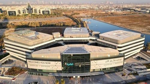 Dubai unveils the smart Fakeeh University Hospital
