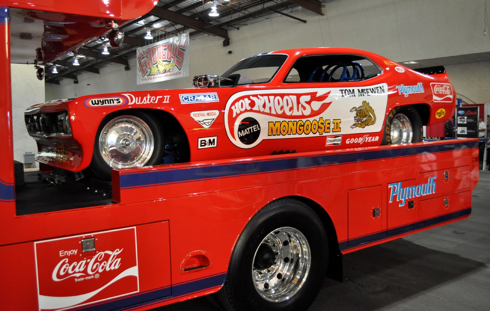 Just A Car Guy Don Prudhomme S Race Cars And Race Car