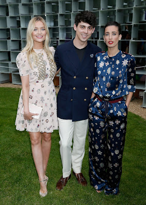 Serpentine, Tommy hilfiger, Summer Party, London, Serpentine Summer Party, Suits and Shirts, lifestyle, party, Sienna Miller, Naomi Campbell, Georgia-May Jagger, Toni Garrn, Tommy Hilfiger Tailored,