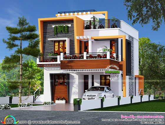 3 bedroom cute contemporary home
