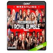 WWE Royal Rumble (2020) HDTV 720p Latino Ingles Both brands