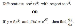 ncert solution class 12th math Question 16
