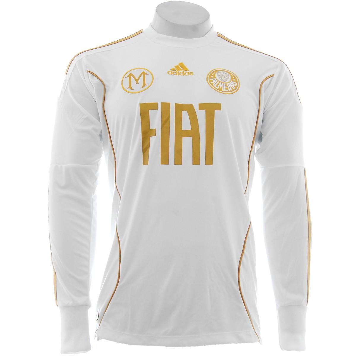 bf32a0ae0d15b FutCamisas  Camisa Adidas Palmeiras Marcos Comemorativa 2011
