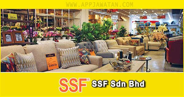 Jawatan Kosong di SSF Sdn Bhd
