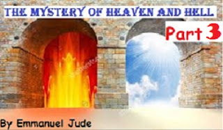 Divine Revelation Of Heaven And Hell By Emmanuel Samson Jude