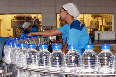 jual air minum kemasan botol 600 ml