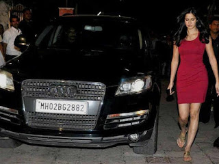 which car does katrina kaif has
