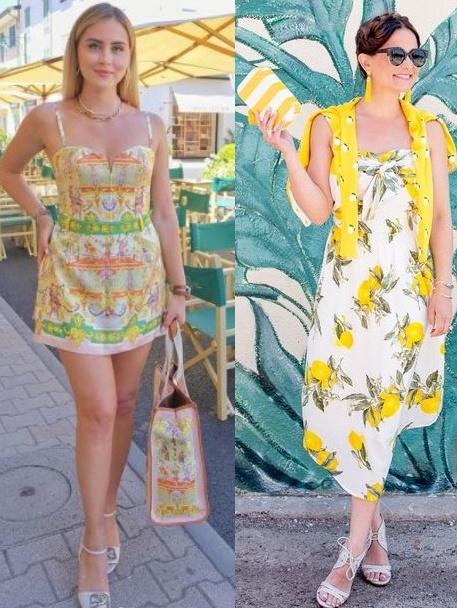 12 Looks coloridos para se inspirar, Valentina Ferragni, Jenn Lake