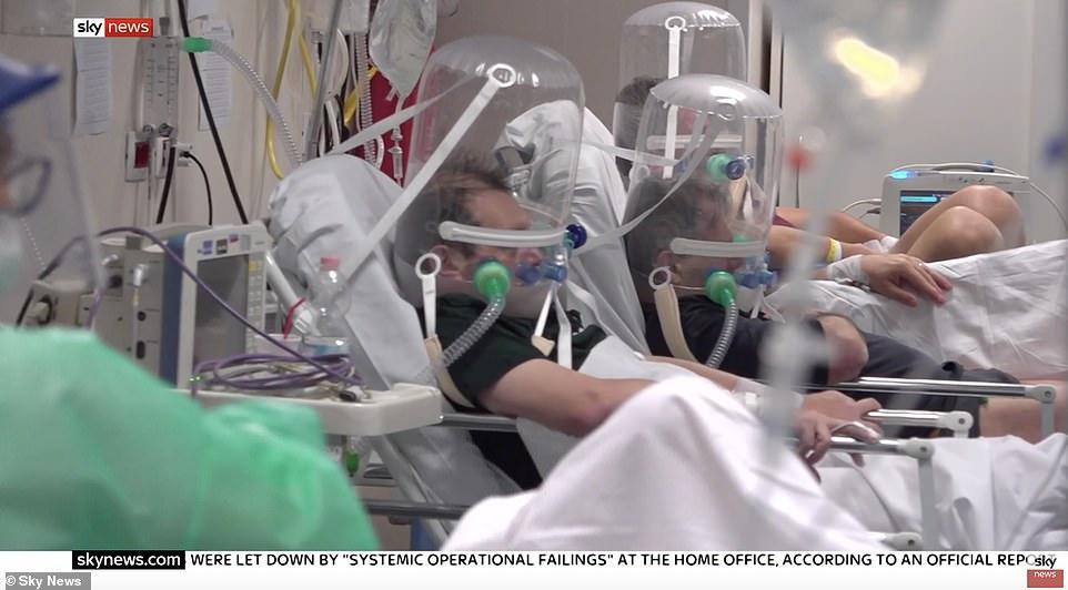 Italy coronavirus death