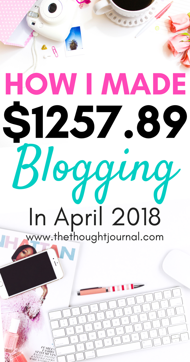 blogging income report, income reports, blog income report, lifestyle blog income report, how to make money blogging
