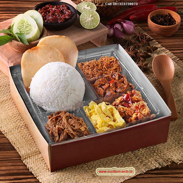 Nasi box 27500 ciwidey