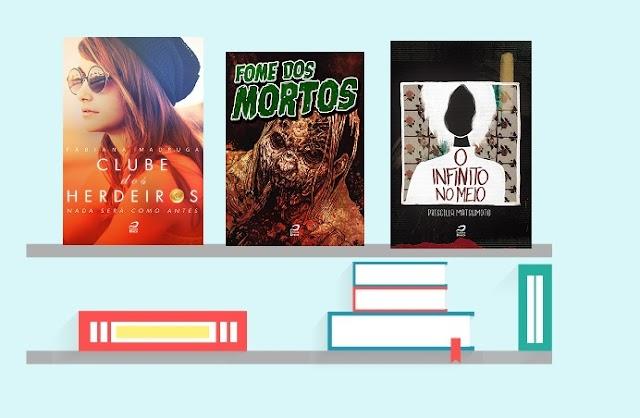 Lançamentos – Editora Draco