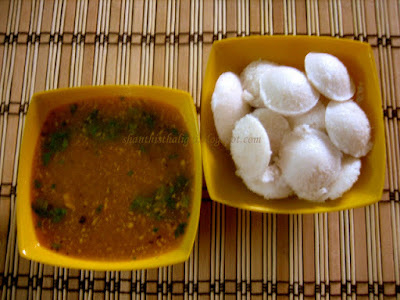 How to make hotel sambar, How to make mini idli sambar