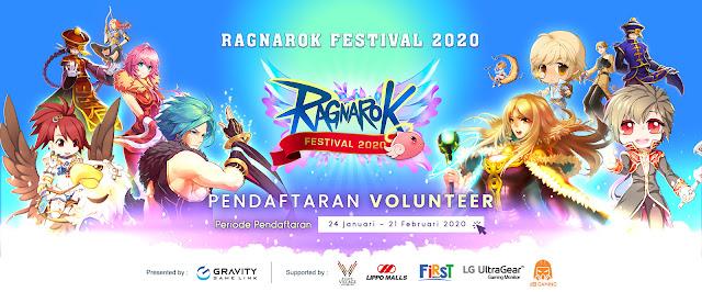 Ragnarok Festival 2020 ditunda
