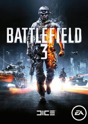 Capa do Battlefield 3