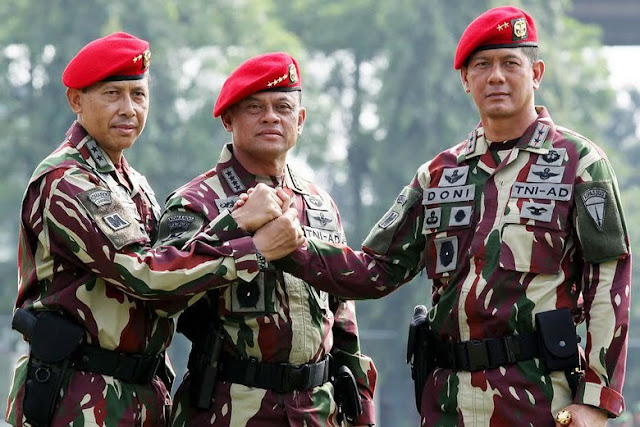 Batal Dilantik Jokowi jadi Kepala BNPB,  Ada Asumsi Letjen Doni Monardo Dekat dengan SBY