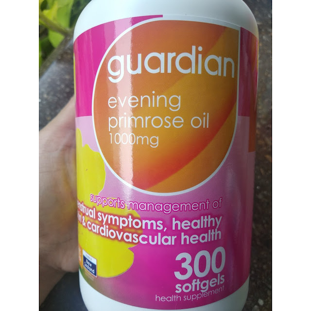 Evening Primrose Oil 1000mg guardian