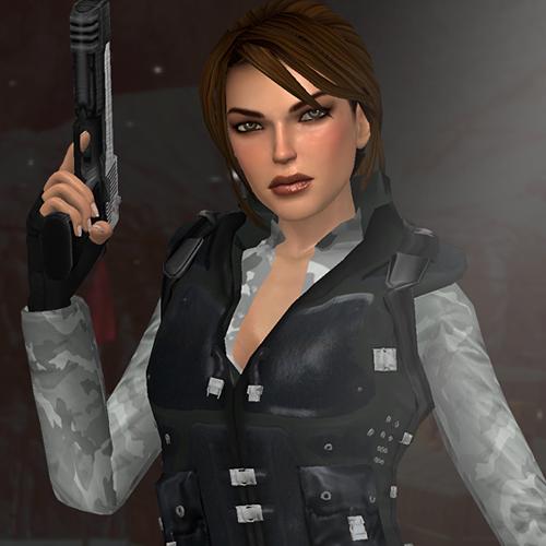 [Mod] Tomb Raider Legend Special Forces by isagiiirlyB