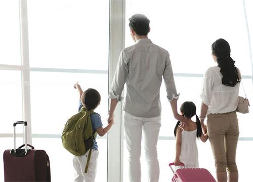 Tips liburan asik bersama keluarga
