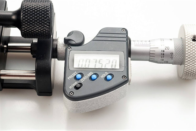Hejnar MS4-1DS Digital Micrometer Digital Scale