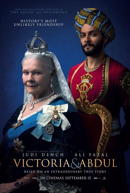 Victoria Abdul movie poster