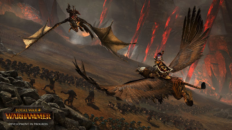10 Best Strategy Games for PC, Gaming, Gaming Tips and Tricks,Total War - Warhammer
