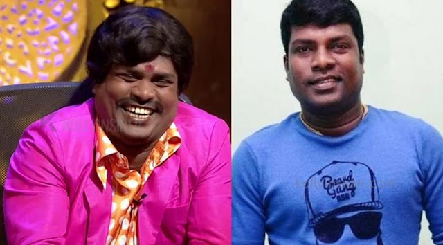 Vijay TV KPY fame comedian Vadivel Balaji passes away