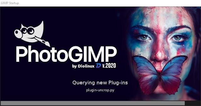 PhotoGIMP 2020 1.0 - Tu Gimp con la interfaz de Photoshop