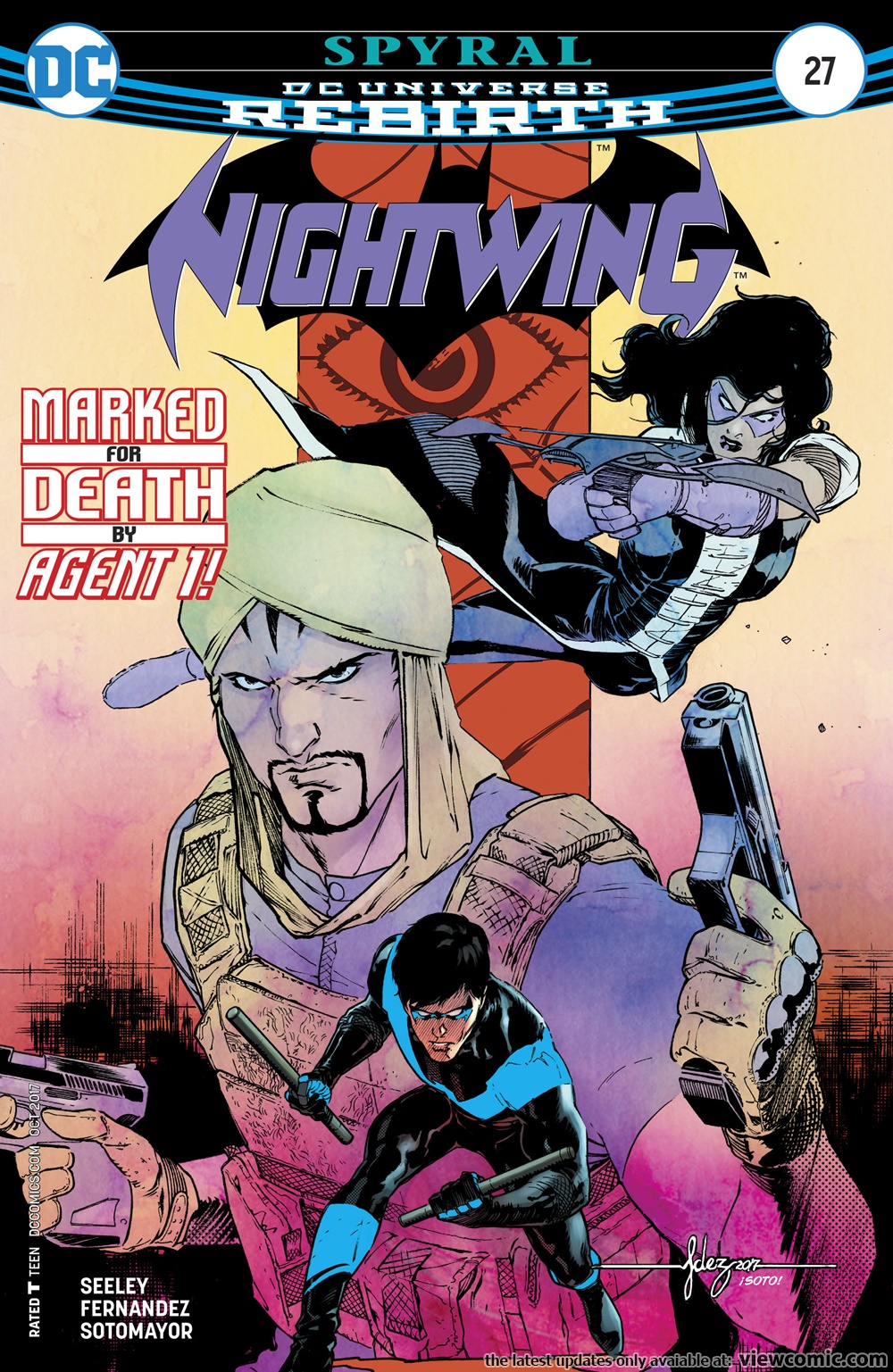 Nightwing v4 027 (2017)  | Vietcomic.net reading comics online for free