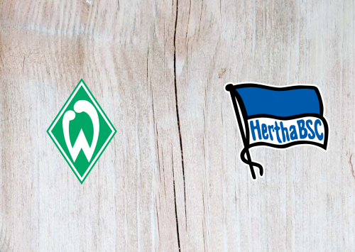 Werder Bremen vs Hertha BSC -Highlights 19 October 2019