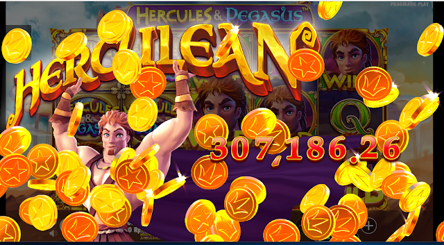 Aplikasi Cheat Judi Slot Game Hercules Menang 100% !