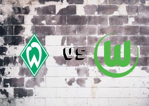 Werder Bremen vs Wolfsburg  Resumen