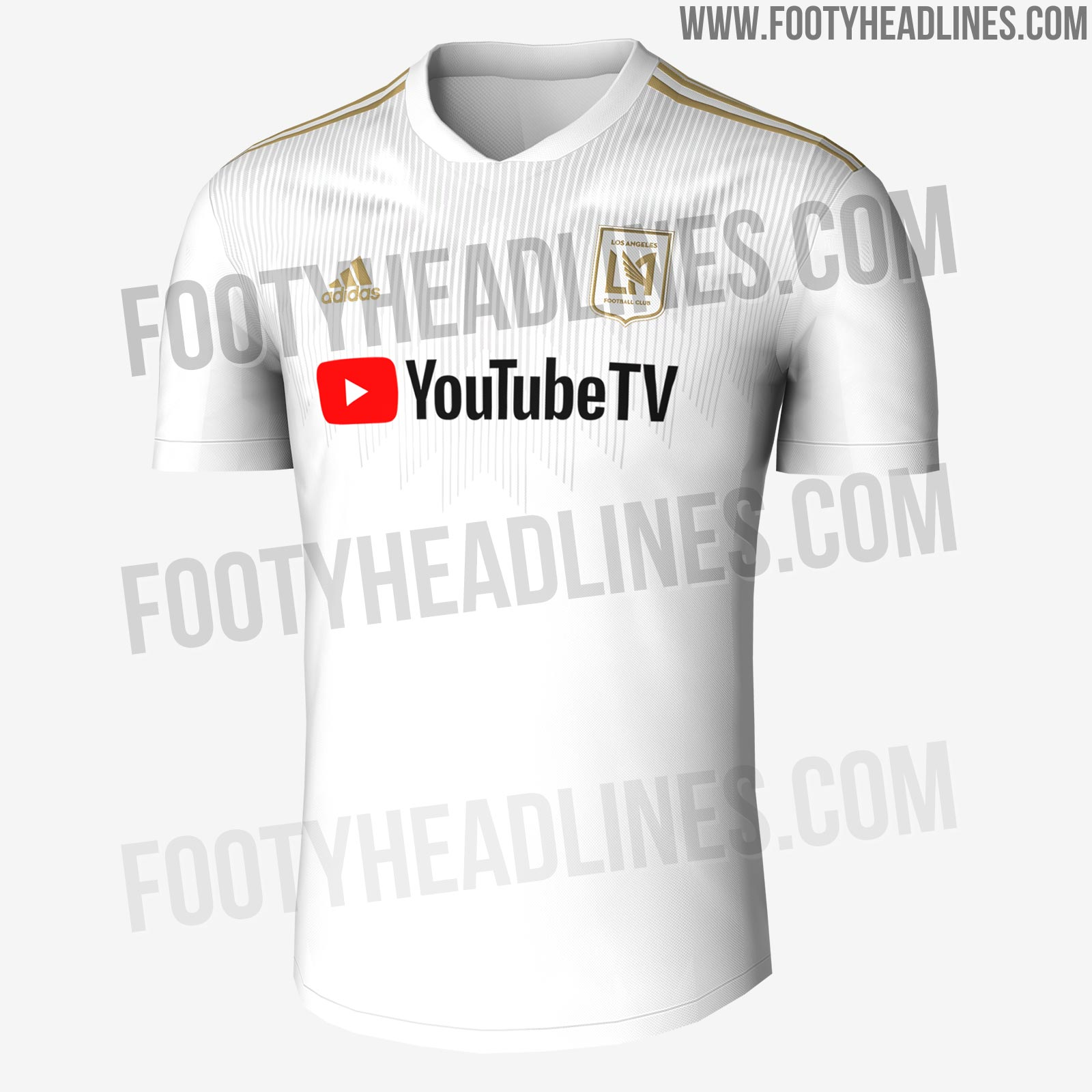 f0980022111 Exclusive  LAFC 2018 Away Kit Leaked + Home Kit Close-Up