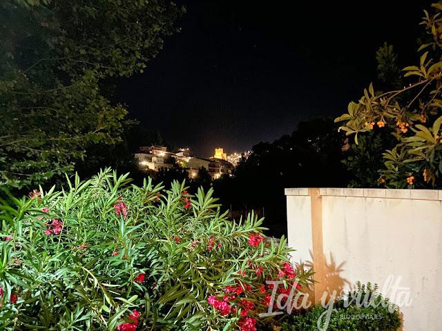 Visitar Alcalá del Júcar nocturno