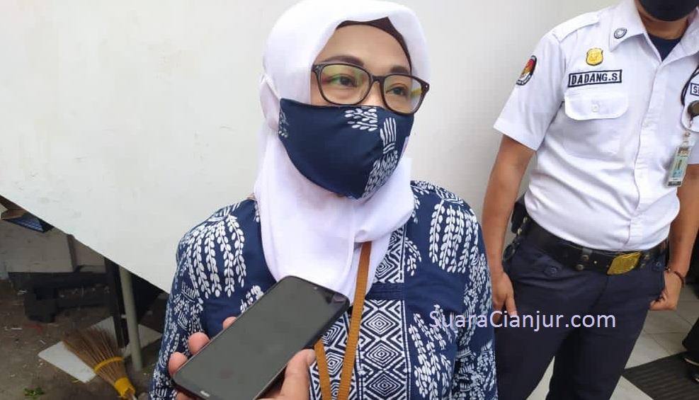 KPU Cianjur Pastikan Distribusi Logistik Aman
