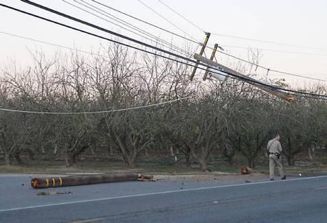 Fresno Visalia Bakersfield Accidents: December 2011