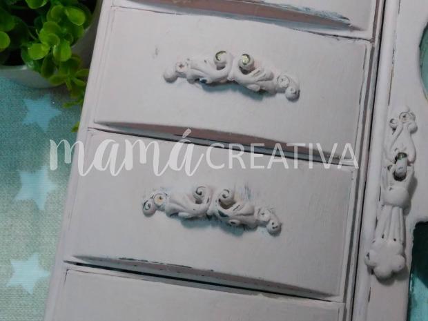 detalle chalk paint