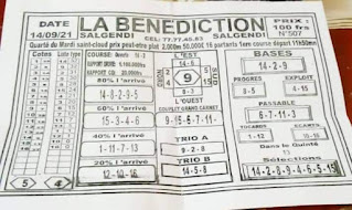 Pronostic quinté+ pmu Mercredi Paris-Turf-100 % 15/09/2021