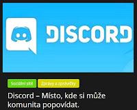 Discord – Místo, kde si může komunita popovídat. - AzaNoviny
