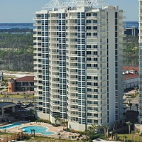 Perdido Key Florida Vacation Rental at Palcaio Condos