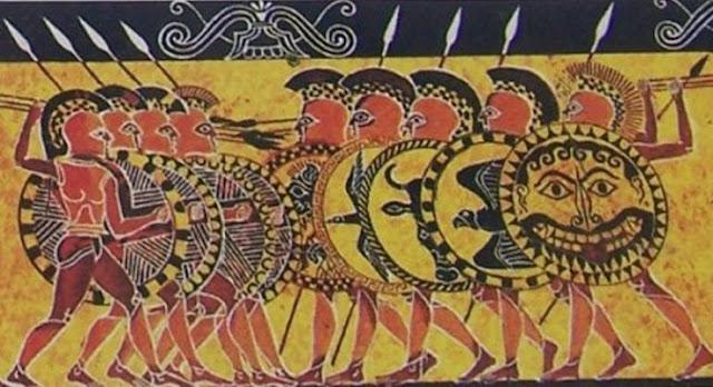 Πως οι Αργείοι οπλίτες του Φείδωνος ταπείνωσαν τους Σπαρτιάτες στις Υσιές το 669 π.Χ.