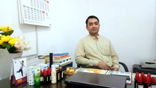 Dr Kumar Gaurav