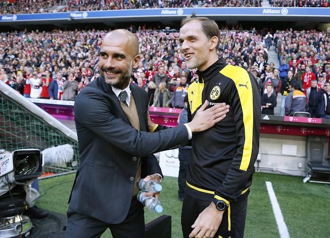 """Rivais hoje na decisão da Champions, diretor do Bayern relembra quando juntou Guardiola e Tuchel em um jantar: """"Foi incrível"""""""