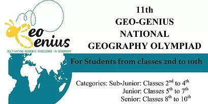 Geo Genius National Geography Olympiad