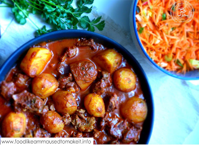 Durban Mutton Curry