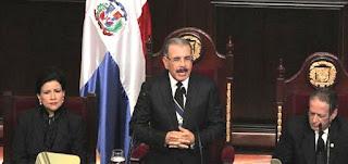 Discurso completo del presidente Danilo Medina D