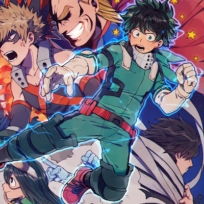 Tercera temporada de Boku no Hero Academia se estrenará en abril de 2018