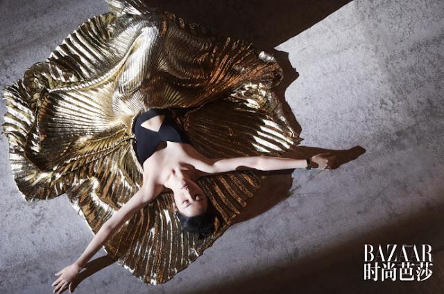 Crystal Liu Yifei ballerina