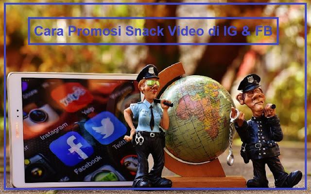 promosi snack video